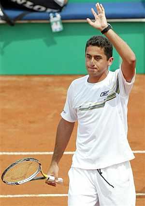 Nicolás Almagro busca un título en México. Tenis