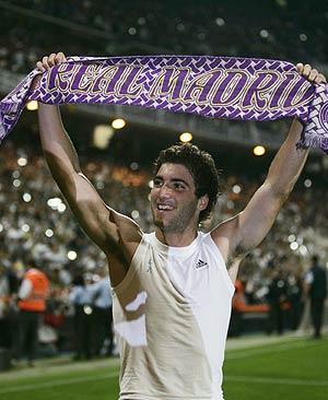El Real Madrid se consagra en España. Fútbol