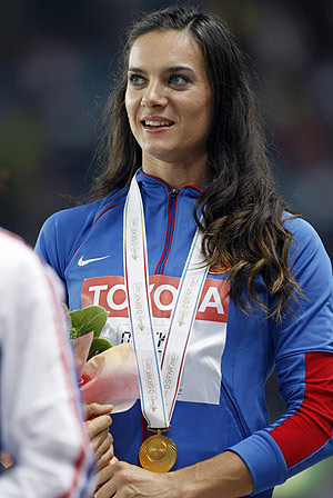 Las mujeres mas bellas del atletismo