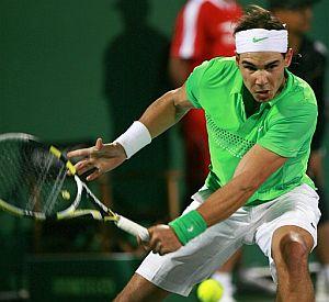 Rafael Nadal. (Foto: AP)