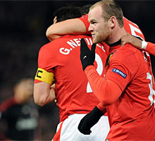 Wayne Rooney. (Foto: Afp)
