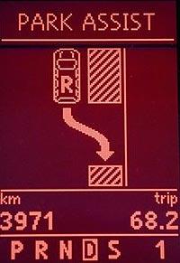 foto del panel de pilotaje