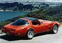 1979. La carrocería del Corvette C3 fue la que más evolucionó durante sus años de producción. Y también la más espectacular de todas.