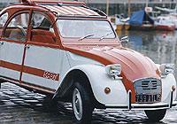 1976. Citroën 2CV Spot o el comienzo innovador de las series limitadas de la firma gala.
