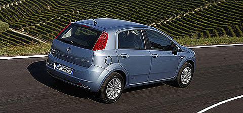 Nuevo Fiat Grande Punto Metano