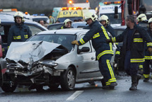 La nueva ley establece que el total del dinero recaudado por multas deberá destinarse a políticas de seguridad vial.