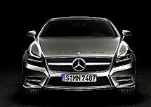 Mercedes CLS, con la mirada en el SLS