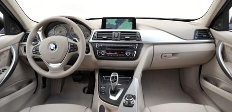 Al volante del nuevo BMW Serie 3