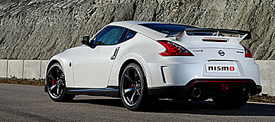 Nissan 370Z Nismo