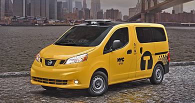 Nissan NV200