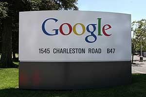 Logo del buscador Google.