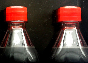 Refrescos de cola. (Foto: AFP)