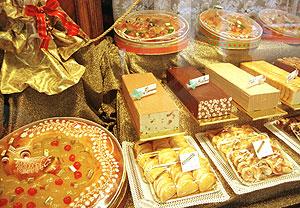 El turrón es uno de los dulces más consumidos en Navidad. (Foto: Carlos Arranz)
