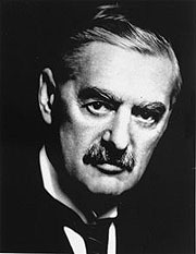 Neville Chamberlain