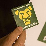 Condón que repartirán gratuitamente en ciudad de México. (Foto: EFE)