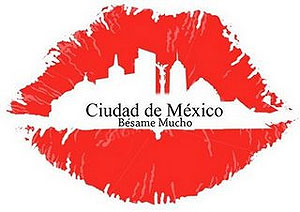 Cartel para promocionar el turismo en la capital mexicana. | EL MUNDO