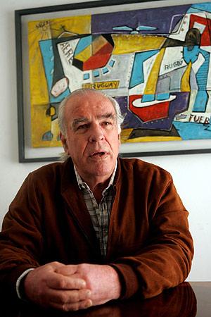 El presidente de la fundación 'Viven', José Luis 'Coche' Inciarte. (Foto: EFE)