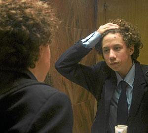 Fotograma de la película 'Acné'. (Foto: El Mundo)