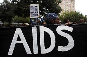 Una manifestación de activistas en EEUU (Foto: Eric Thayer)
