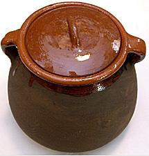Los utensilios de barro son fuente de plomo.