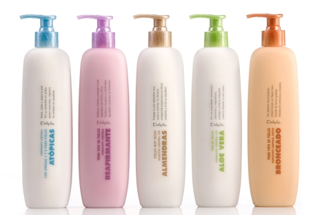 Imagen de algunos de los productos de la marca Deliplus.