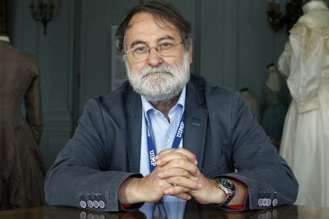 Carlos Álvarez Vara, miembro de la Comisión Clínica de la Delegación del Gobierno para el Plan Nacional sobre Drogas. | David Bustamante