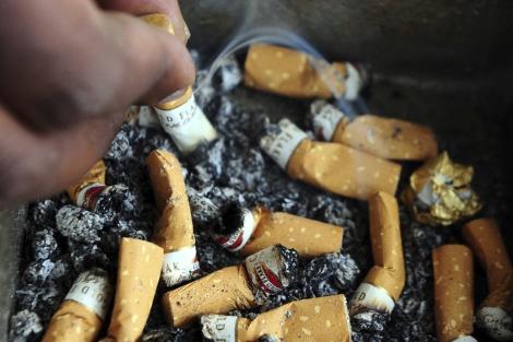 Los medios a de dejar fumar las pastillas