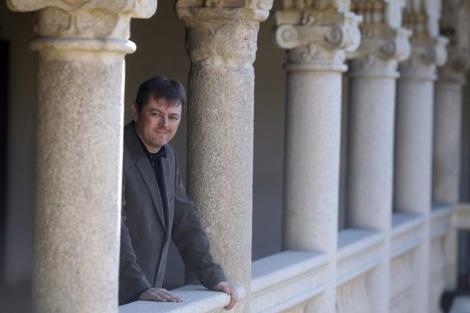 Juan Oliva en la Universidad de Toledo. | El Mundo