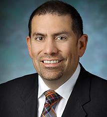 El investigador Luis Díaz.