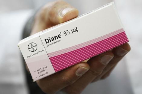 El medicamento 'Diane 35' que será retirado en Francia. | Regis Duvignau