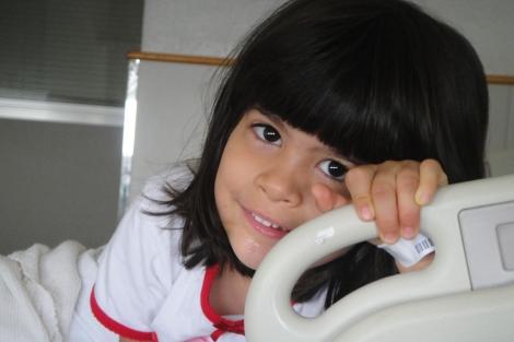 En España sólo 20 personas tienen la enfermedad de Irene. | ELMUNDO.es