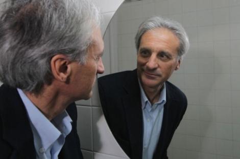 Jesús de la Gándara, autor del libro 'El síndrome del espejo'. | Paco Toledo