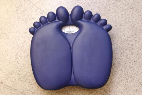 Perder peso ayuda a mejorar los síntomas de la psoriasis. | Diego Sinova