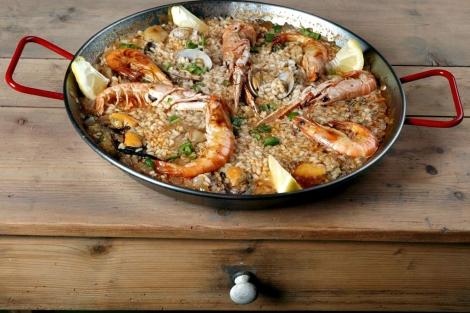 La paella es un plato típico mediterráneo. | El Mundo