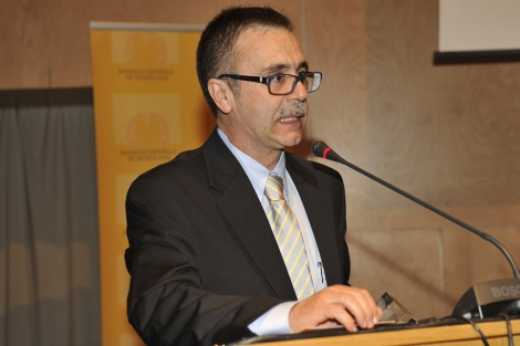 David Muñoz durante una conferencia. | SEN