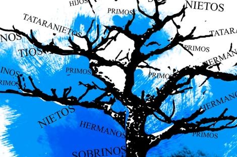 Retrato de un árbol genealógico.| Martínez