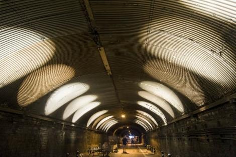 Muchas personas que han sufrido un infarto relatan haber visto una luz al final de un túnel.