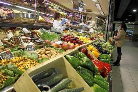 La dieta mediterránea es rica en verduras y hortalizas. | R. Pérez