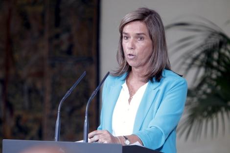 La ministra Ana Mato, en una imagen de archivo. | C. Barajas