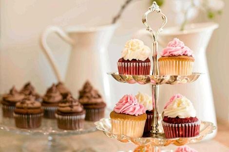 Varios dulces en un expositor. | EL MUNDO