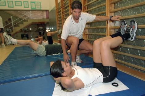 Entre la actividad física y la salud existe una fuerte relación. | EL MUNDO