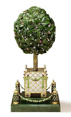 Huevo de Fabergé Orangetree