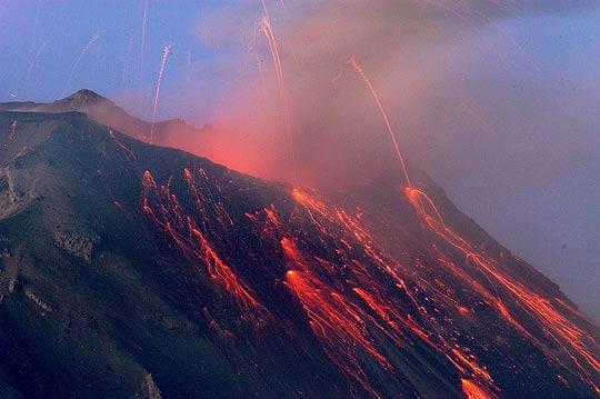 """""""Erupciones volcanicas, sacate las dudas"""""""