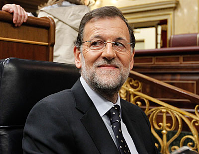 RRHH:Rajoy asegura que no habr un pacto nacional por el empleo