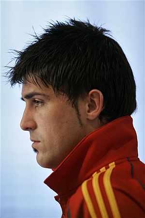 Давид Вилья Санчес (David Villa Sánchez)