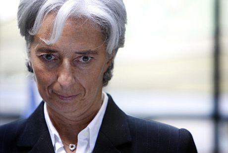 La ministra francesa de Economía, Christine Lagarde. (Foto: AFP)
