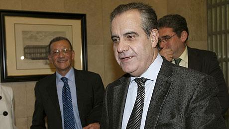 Celestino Corbacho, ministro del Paro socialista
