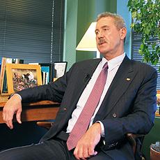 Allen Stanford ha negado los cargos sobre fraude. | Reuters