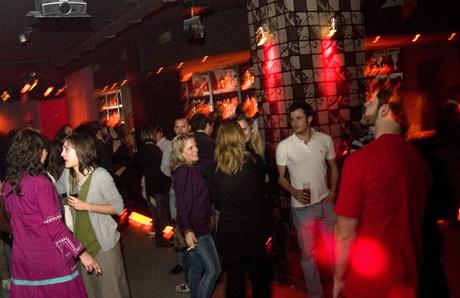 Interior de una discoteca de Madrid. | Quique Fidalgo