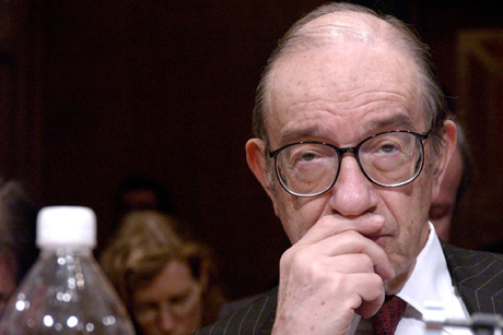 Alan Greenspan. | AP